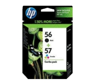 HP 56/57 INK CARTRIDGE COMBO PACK