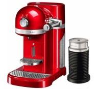KitchenAid 5KES0504EER + Aeroccino