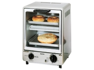 Sanyo Space Saving Two Level Toaster Oven