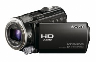 Sony HDR-CX560V 64GB Flash Memory Handycam Full HD Camcorder w/ GPS-OPEN BOX