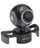 Bush 1.3MP Webcam with Microphone