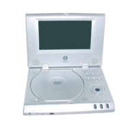 Digital Labs Portable DVD Player w/ 7 in. (Diagonal) Widescreen Display