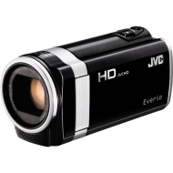 "JVC HDMI Everio GZ-HM690 Digital Camcorder with 40x Optical Zoom, 2.7"" LCD Touchscreen,CMOS, SD, 64GB Flash Memory, Microphone, Black"