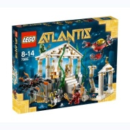 LEGO Atlantis City of Atlantis (7985)