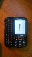 Samsung Intensity III SCH-U485 Used QWERTY Cell Phone Verizon