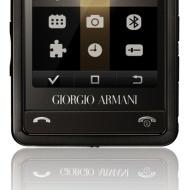 Samsung SGH-P520 Armani