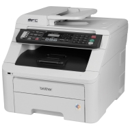 Brother MFC-9325CW, Color, LED, Inalámbrico, Print/Scan/Copy/Fax