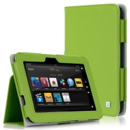 CaseCrown Bold Standby Case (Green) for Amazon Kindle Fire HD 8.9 Inch (Built-in magnet for sleep / wake feature)