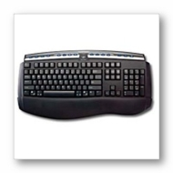 Gyration Ultra GT Full-Size Keyboard