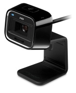 Microsoft LifeCam HD-5000 - Web camera - colour - Hi-Speed USB