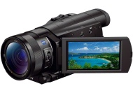 "Sony HD Camcorder with 1"" sensor"