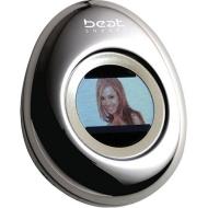 BEATSOUNDS Digital Locket MP3 Player EMP-ZII Black