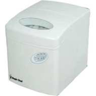 Magic Chef Portable Ice Maker, White MCIM22TW