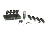 B-PODVR-8CM 8 Channel Surveillance Camera System Kit