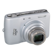 Nikon - 7.2MP Digital Camera, CoolPix L5