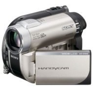 Sony Handycam 60x Optical Zoom 2.7 In. Lcd Dvd Camcorder - Silver