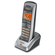 Uniden DCX200RED DECT 6.0 Accessory Handset and Charging Cradle for the DECT2000/DECT 3000 Series Phones (Red)