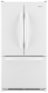 Whirlpool 24.8 cu. ft. Bottom Freezer Refrigerator w/ Icemaker