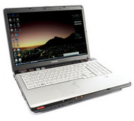 Toshiba Satellite X205