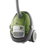 Electrolux UltraSilencer EL6986A Canister Vacuum, Hose Length 6 Feet, Power 9 amps