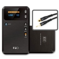 FiiO E17 Alpen Portable Headphone Amplifier USB DAC
