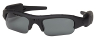 I-KAM Xtreme Sport Video Sunglasses - Flat Black