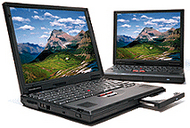 IBM ThinkPad 600 Series Laptop Computer