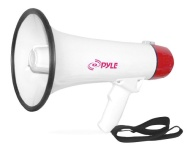 Pyle-Pro PMP40 Professional Megaphone/Bullhorn with Siren and Handheled Mic