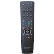 Sharp GA586WJSA - Telecomando originale per TV LCD