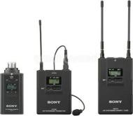 Sony UWPV6/3032 Lav Mic, Bodypack TX, Plug-on TX and Portable RX Wireless System