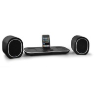Trevi IPD8500 iPhone iPod Docking Station Stereo Speakers
