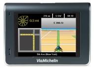 ViaMichelin Navigation X970