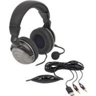 eDimensional AudioFX Force Feedback Gaming Headset