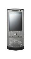 Samsung U800 Soul B Silver Sim Free Unlocked Mobile Phone