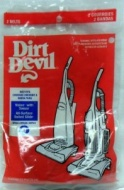 Genuine Dirt Devil Style 9 Vacuum Belt (2-pack) part #3990220044