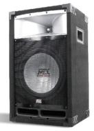 "MTX 12"" DJ Speaker (TP112)"