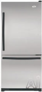 Whirlpool Freestanding Bottom Freezer Refrigerator GB9SHDXP