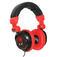 iHip Marvel Spider-Sense Spiderman DJ Style Headphones - iHip MVF80885SM