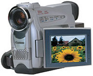 Canon ZR 30 MC