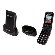 Clearsound CL8400 Amplified Clamshell Sim Free Mobile Phone