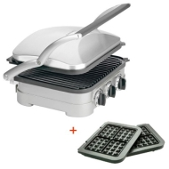 Appareil  Sandwich Cuisinart Overstuffed GRSM1U