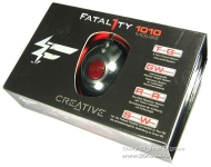 Creative  Fatal1ty 1010 Mouse