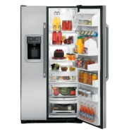 GE Cafe 24.6 cu. ft. Counter Depth Side-By-Side Refrigerator