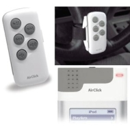 Griffin AirClick mini - Player remote control - radio