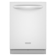Built-In Dishwasher - Model Number: KUDE03FTBL