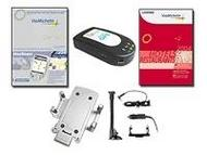 ViaMichelin GPS Navigation Pack Bluetooth - GPS kit for Palm OS and Pocket PC