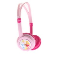 Disney Princess Safe Sound Headphones - Pink