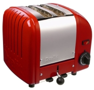 Dualit New Gen Classic 2-Slice Toaster Red 20294
