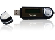Impecca MP1202FB 2GB MP3 Player with FM Tuner Black