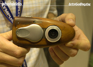 Olympus to develop wooden camera?